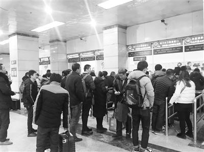 中铁兰州局集团2019年春运方案出炉 预计发送旅客809万人
