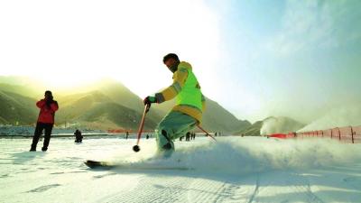 金昌南坝滑雪场运营