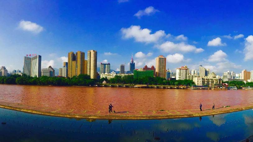 甘肃省政府新闻办召开新闻发布会通报 全省生态环境质量持续改善