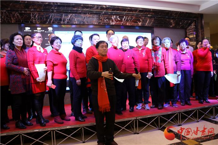 甘肃省延安精神研究会举办纪念毛泽东同志诞辰125周年活动(组图)