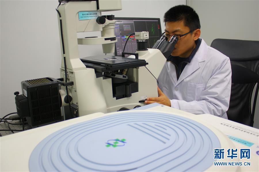 (图文互动)(1)我国成功研制高端超分辨光学显微镜