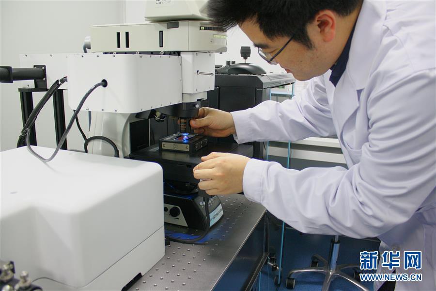(图文互动)(2)我国成功研制高端超分辨光学显微镜