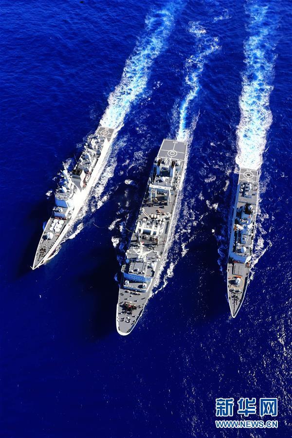 (图文互动)(4)护航十年,诠释大国责任担当
