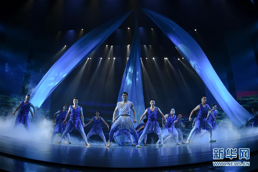 (文化)(2)福建举行优秀舞蹈作品展演
