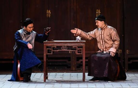 北京天桥京味话剧《缂丝箭衣》首次亮相高雄