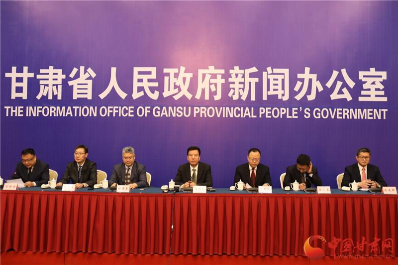 2018年甘肃省组织工作新闻发布会在兰州召开(图)