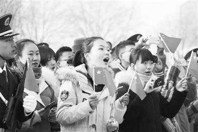 新年第一天主题升旗仪式 兰大学子同唱《我和我的祖国》