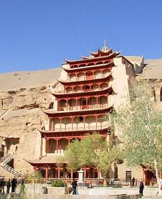 甘肃省元旦假日旅游收入16.8亿元
