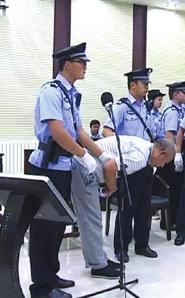 """""""白银连环杀人案""""罪犯高承勇昨被执行死刑"""