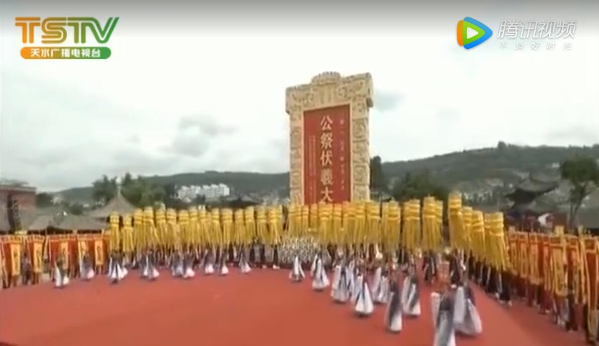 2018天水旅游大变乱