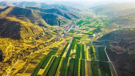 黄土塬上的绿色发展路 ——庆阳市推进生态建设纪实