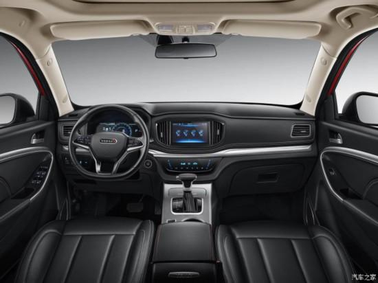 野马汽车 野马T60 2019款 1.5T CVT豪华型