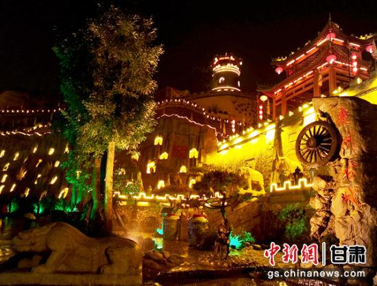 龙虎和庆阳千亿元动力化工财产崛起 项目落地开工逾八成