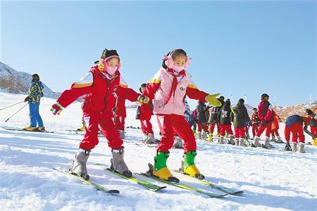 冬游多彩张掖 感受冰雪魅力——张掖市冬季旅游掠影(图)