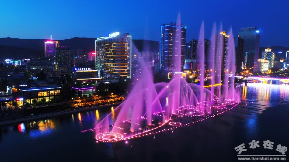 """天水民俗专家李子伟释疑""""天水""""之名的来历(图)"""