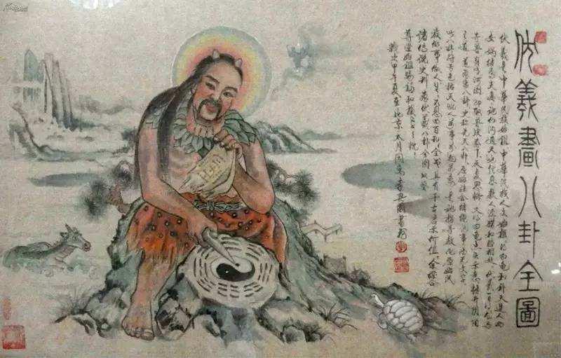 【天水五大文化之一伏羲文化】伏羲氏族文化的内涵