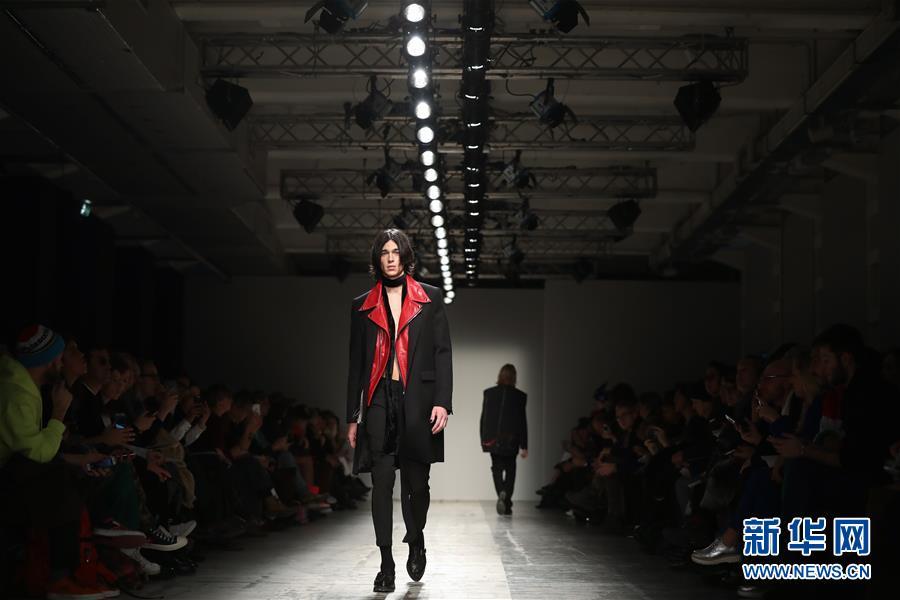 (国际)(3)Isabel Benenato品牌发布秋冬时装新品