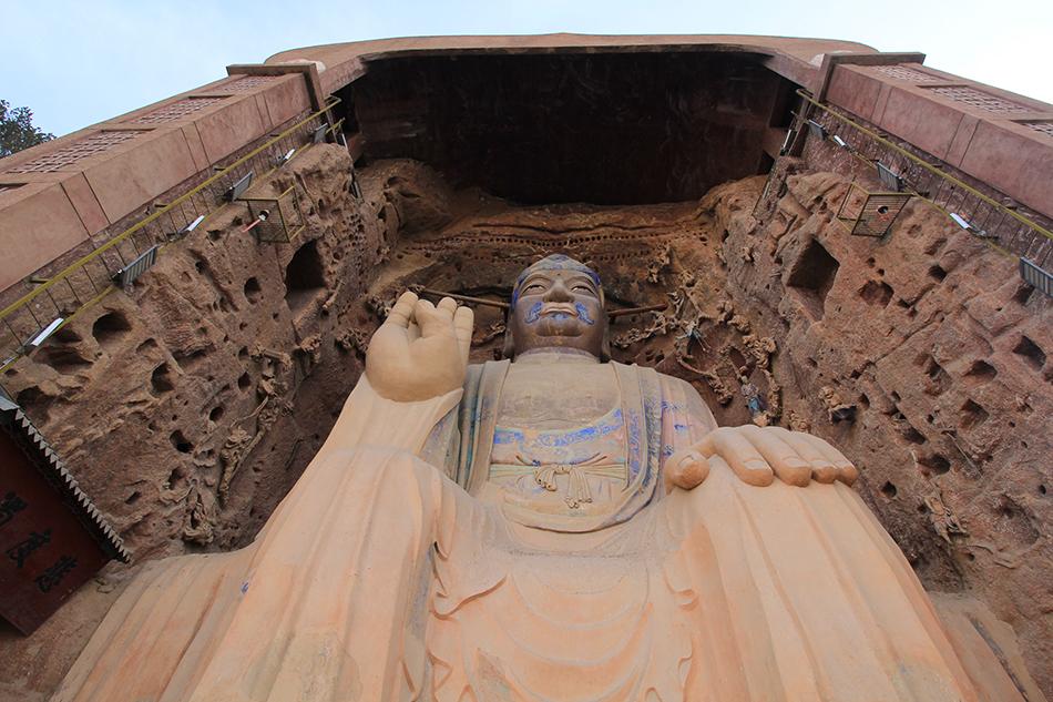 【天水五大文化之一——石窟文化】石窟文化