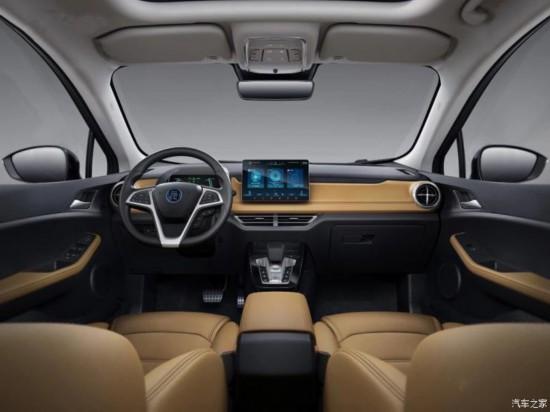 比亚迪 元新能源 2019款 EV535 基本型
