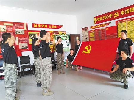 嘉峪关市着力加强社会组织党建工作
