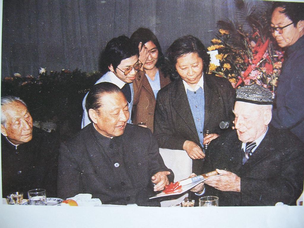 弘扬路易·艾黎精神:中新友谊(三)