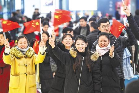 2019甘肃春运启幕(图)