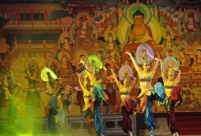 《丝路花雨》40年:亲历中国文化