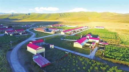 发展壮大富民产业 奋力实现脱贫摘帽 ——甘南州新时代新气象新风貌发展纪实