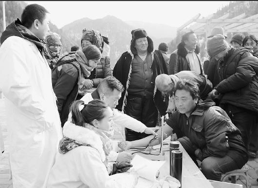 """""""我们的中国梦""""——文化进万家活动暨陇原""""红色文艺轻骑兵""""惠民演出在甘南迭部开展"""