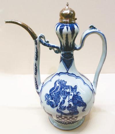 瓷,中国审美文化走向世界的代表