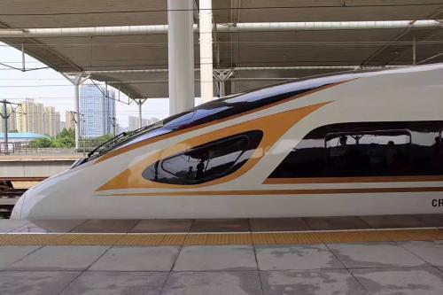 2月4日起 兰州局集团加开兰州至岷县2对复兴号动车