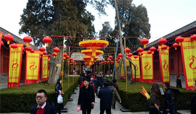 欢欢喜喜过大年 文化春节游味浓——天水市2019年春节文化旅游掠影