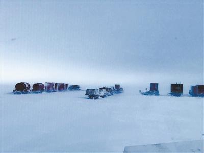甘肃科学家康世昌:有一种过年,叫在南极冰盖上穿行