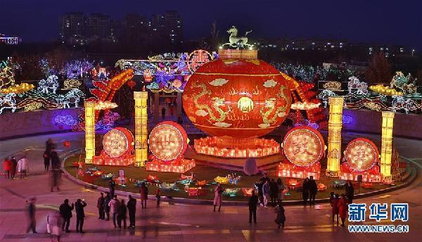 龙虎和:冰雪、温泉和墟落民风动员春节旅游热