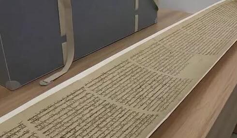敦煌:12件唐代藏文写经保护修复工作完成