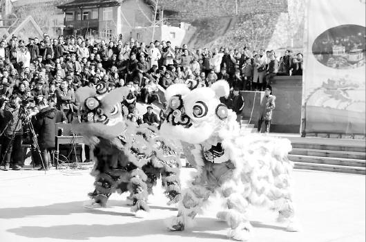【新春走基层】甘南舟曲:民俗文化展风采 欢天喜地庆新年