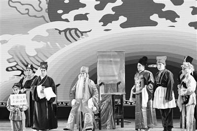 """""""第八届敦煌曲子戏大奖赛""""颁奖仪式昨举行"""