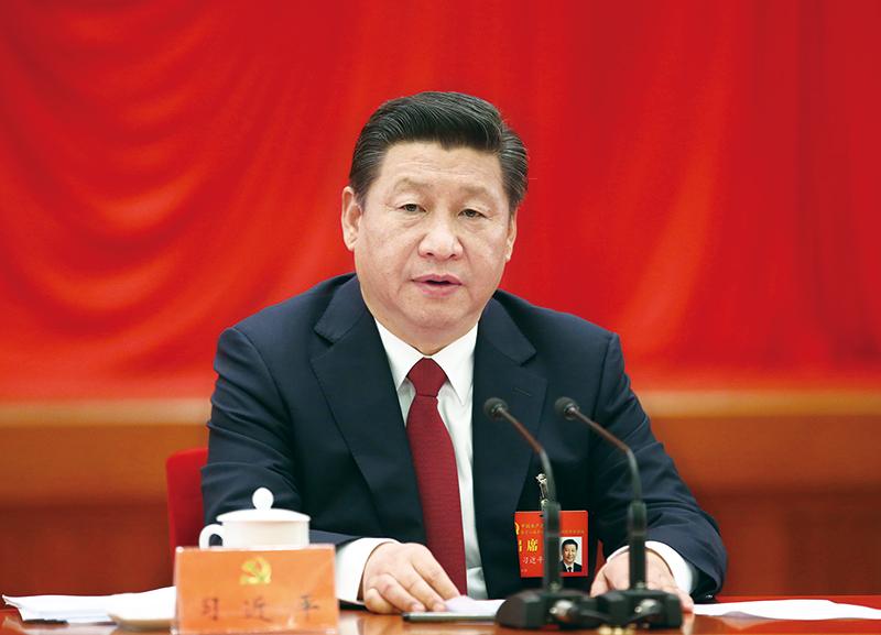 习近平:增强党对片面依法治国的向导