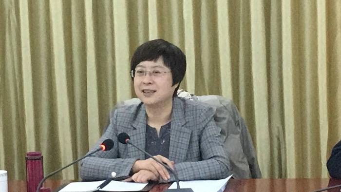 王海燕调研东乡县积石山县教育扶贫工作