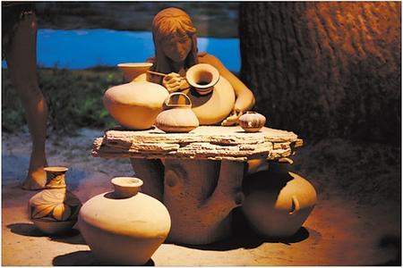 【溯源龙虎和】大地湾考古改写中国史前文明的年月(图)