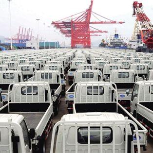 今年首月甘肃省外贸稳中有进