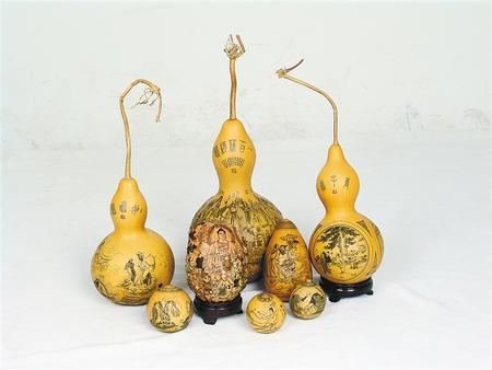 【非遗撷英】临夏葫芦雕刻艺术(图)