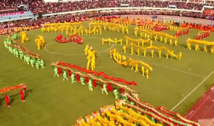 2019年天水市春节文化旅游活动亮点多