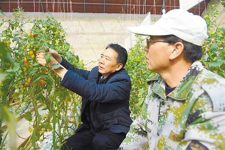 【喜迎全国两会】马忠明委员:为加强生态文明建设建言献策