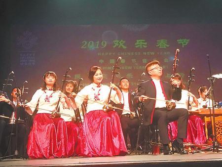 【视点】中国元素异国奏响欢乐乐章 ——民族交响乐《陇上行》欧洲四国巡演回眸