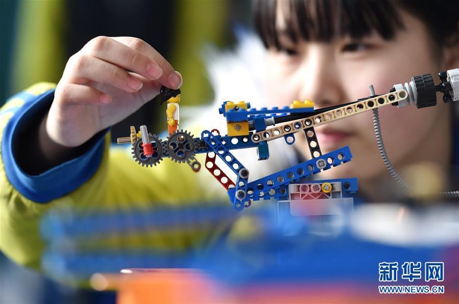"""#(社会)(1)石家庄:快乐""""乡村少年宫"""""""