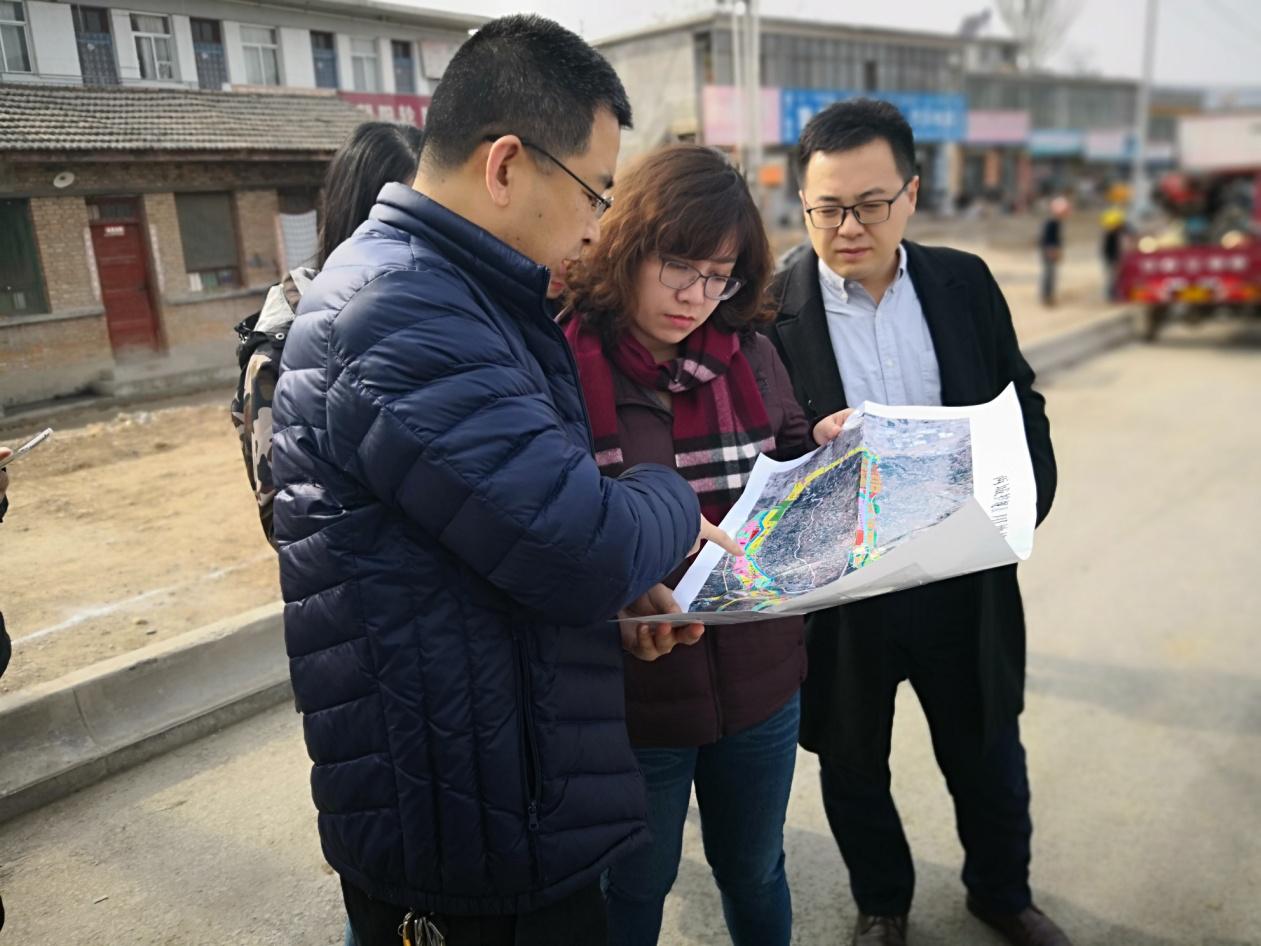 华侨城旅投集团考察天水市文化旅游项目