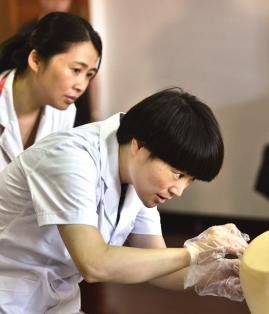 甘肃省妇女儿童健康水平有了新提升