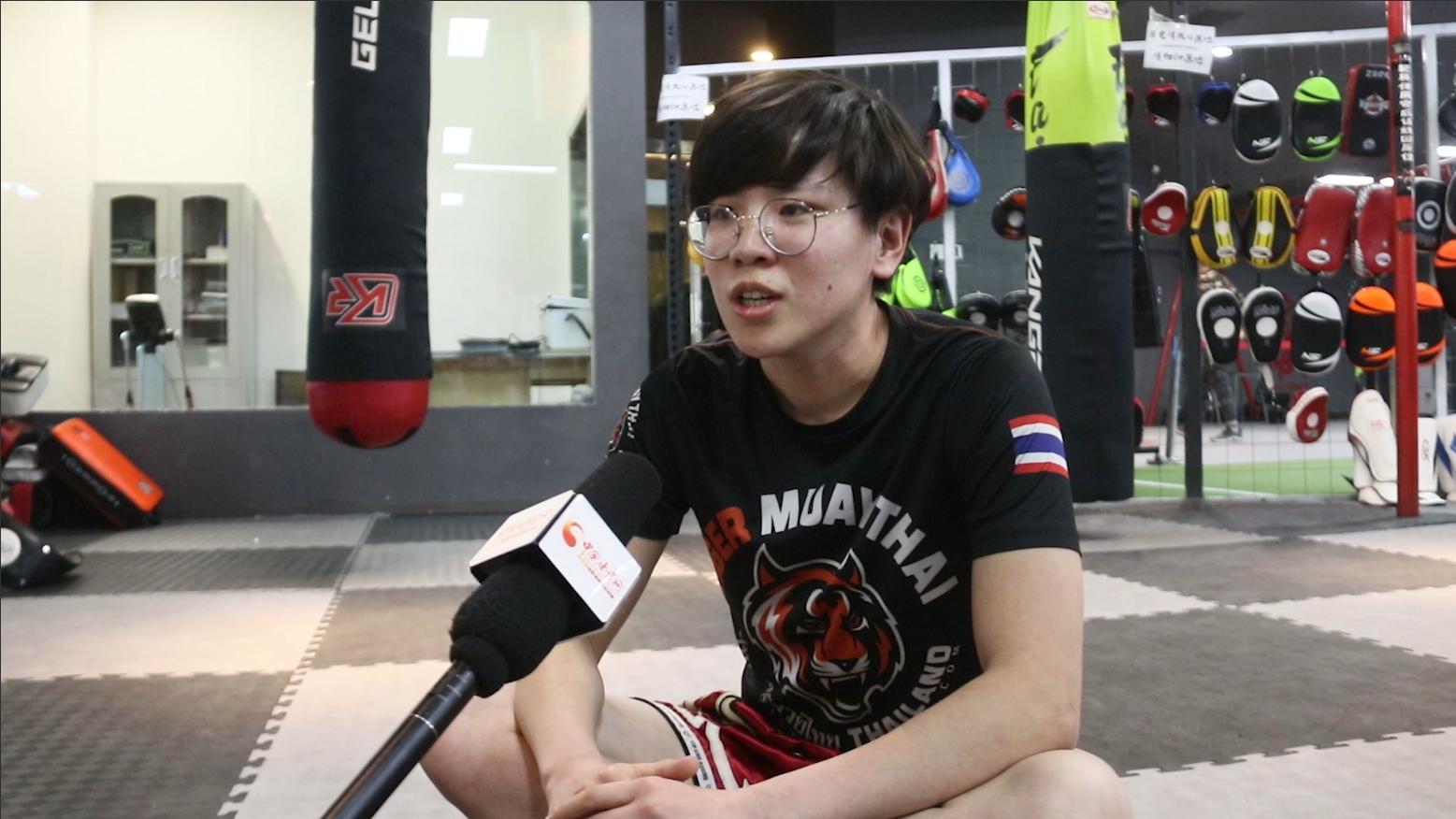 【洋芋蛋视频·三八特刊】甘肃省首位职业女子拳击手薛金玉:用双拳加冕为王(视频)
