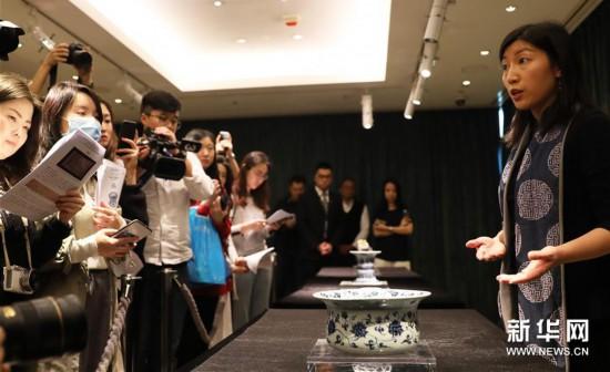 (图文互动)(1)香港苏富比春拍举槌在即 将呈献百余幅明清书画